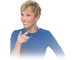 Barbara Corcoran endorsement The Golfi Team