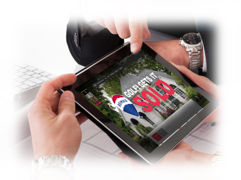 Online Presence | The Golfi Team Remax