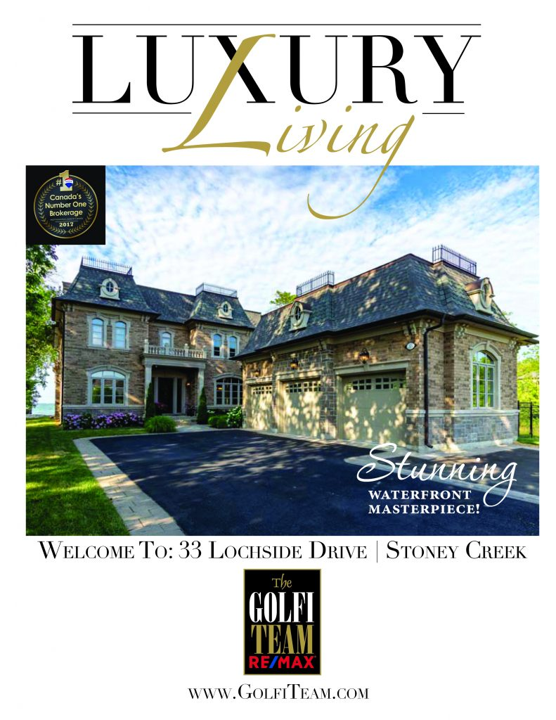 Luxury Homes for Sale in Hamilton and Niagara Region | The Golfi Team