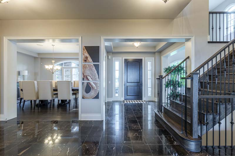 33 Lochside Drive, Stoney Creek Home for Sale Luxury Living Foyer