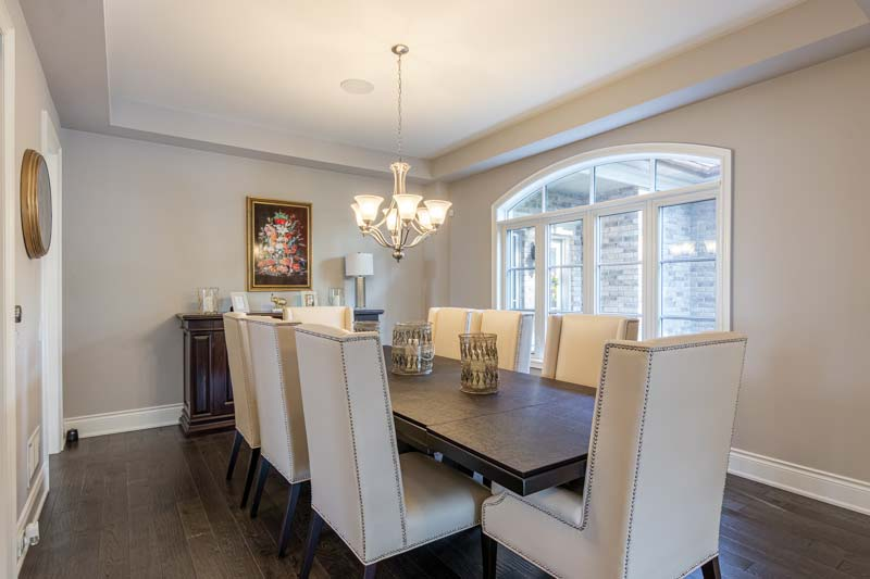 33 Lochside Drive, Stoney Creek Home for Sale Luxury Living Dining Room
