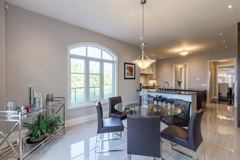 33 Lochside Drive, Stoney Creek Home for Sale Luxury Breakfast Nook
