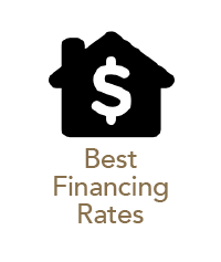 Access to Best Financing Rates