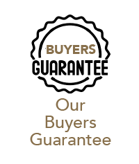 Our Buyers Guarantee
