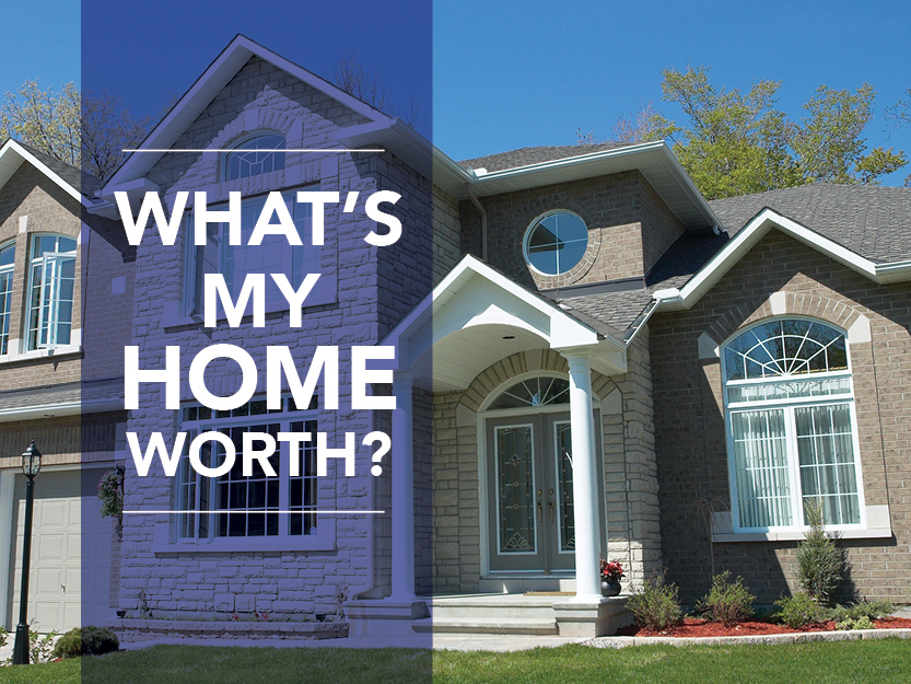 Find out what your home is worth from the best realtors in Hamilton, Halton and Niagara region