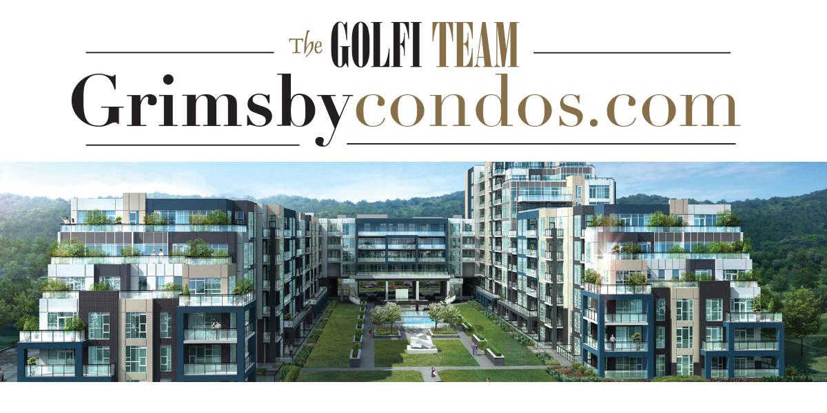 Grimsby Condo Condominiums for sale