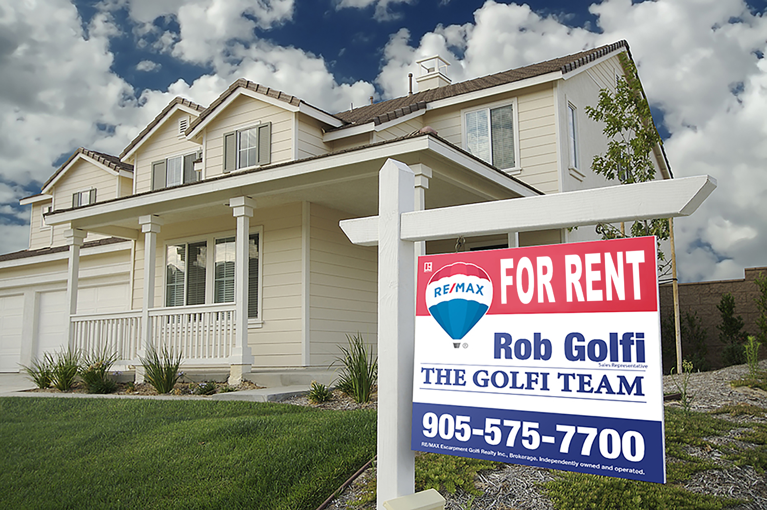 List your home for rent with The Golfi Team, best Hamilton, Halton and Niagara Real Estate agents