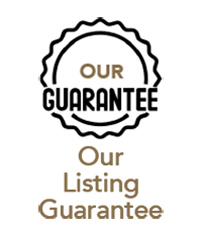 Our Listing Guarantee from the best realtors in Hamilton, Halton and Niagara region