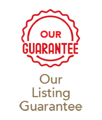 List your home with Our Listing Guarantee from the best realtors in Hamilton, Halton and Niagara region