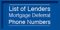 list of lender mortgage deferral phone numbers COVID-19 INFORMATION AND LINKS
