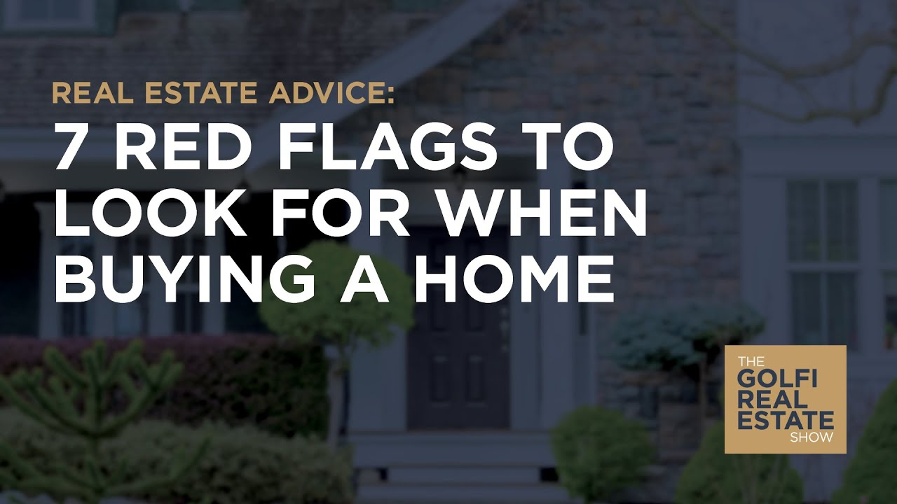 7 Red Flags To Look For When Buying A New Home
