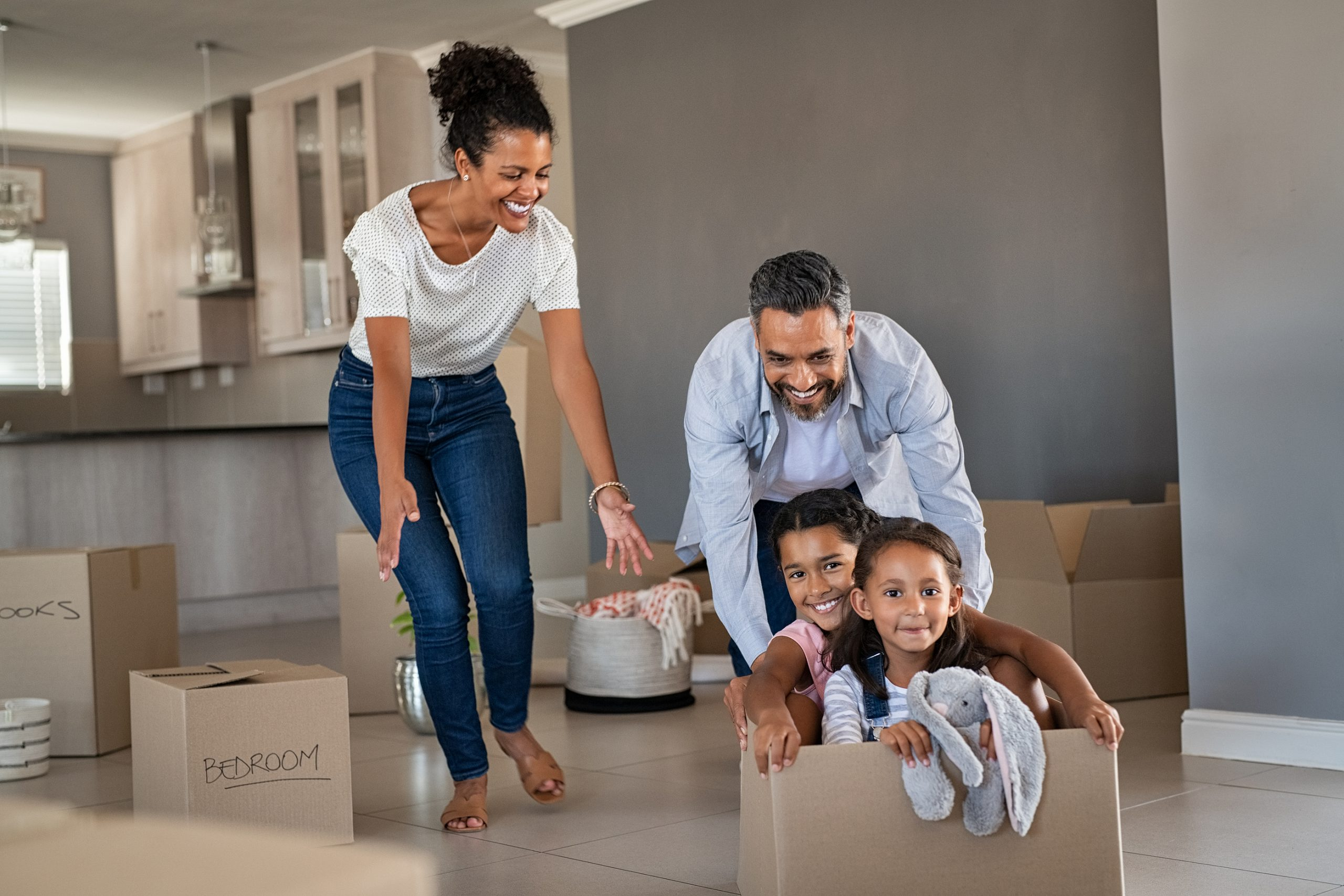 Top 4 Things You Should Look For In A Family Home
